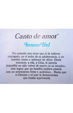 Muestra 1 de ARCADIA 18. CANTO DE AMOR (Ivonne Bel) Ceres 1981