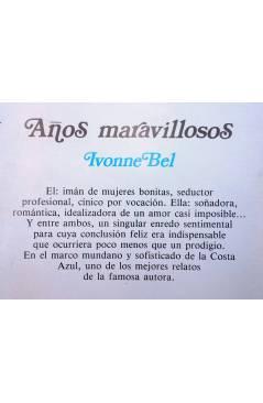 Muestra 1 de ARCADIA 22. AÑOS MARAVILLOSOS (Ivonne Bel) Ceres 1981