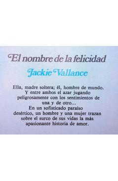 Muestra 1 de ARCADIA 34. EL NOMBRE DE LA FELICIDAD (Jackie Vallance) Ceres 1981