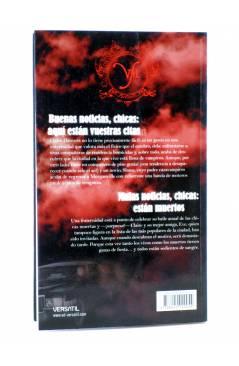 Muestra 5 de LOS VAMPIROS DE MORGANVILLE I II III IV V VI. COMPLETA (Rachel Caine) Versátil 2009