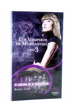 Muestra 6 de LOS VAMPIROS DE MORGANVILLE I II III IV V VI. COMPLETA (Rachel Caine) Versátil 2009