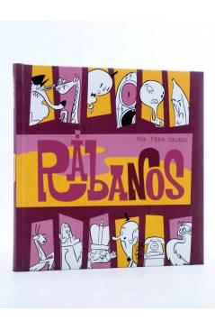 Cubierta de RÁBANOS (Fran Collado) Dibbuks 2012