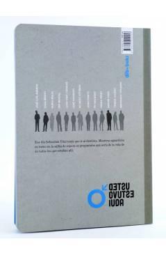 Contracubierta de USTED ESTÁ AQUÍ 3. SALA DE ESPERA DEL DENTISTA (Vvaa) Dibbuks 2011