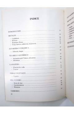 Muestra 1 de GUÍA DE LA ARTESANÍA DE ALBACETE (Vvaa) Junta de Comunidades de Castilla La Mancha 1990