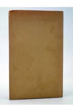 Contracubierta de TARDE DE OTOÑO. ENTREMESES EN VERSO (Ricardo Folch) Imp. Caballeros 1912