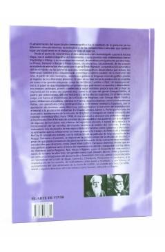 Contracubierta de ANTOLOGÍA LOS INICIOS DEL CINE. DESDE LOS ESPECTÁCULOS PRECINEMATOGRÁFICOS HASTA 1917 (Leire Ituarte /