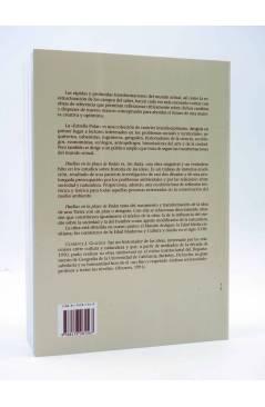 Contracubierta de LA ESTRELLA POLAR 1. HUELLAS EN LA PLAYA DE RODAS. NATURALEZA Y CULTURA EN EL PENSAMIENTO OCCIDENTAL D