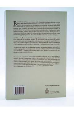 Contracubierta de LA ESTRELLA POLAR 4. LOS INGENIEROS DE MONTES EN LA ESPAÑA CONTEMPORÁNEA (Vicente Casals Costa) Del Se