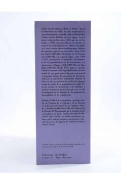 Muestra 1 de ANTONI GAUDÍ (Salvador Tarragó) Del Serbal 1991