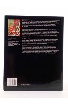 Contracubierta de CULTURA ARTÍSTICA 12. ARTE Y CULTURA EN CHINA. CONCEPTOS MATERIALES Y TÉRMINOS DE LA A A LA Z (Isabel