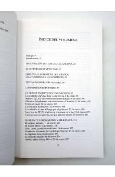 Muestra 1 de CHIAPAS: LA PALABRA DE LOS ARMADOS DE VERDAD Y FUEGO VOL II (Ezln) Del Serbal 1995