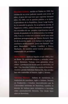 Muestra 1 de NAVONA NEGRA 19. LAS VENGADORAS: KSENIA (Massimo Carlotto / Marco Videtta) Navona 2015