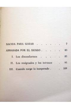 Muestra 1 de SEXY NOVELA 5. NACIDA PARA GOZAR (Young Chances) Producciones Editoriales 1977
