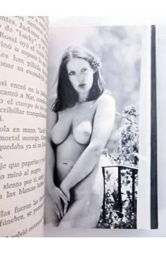 Muestra 2 de SEXY NOVELA 5. NACIDA PARA GOZAR (Young Chances) Producciones Editoriales 1977