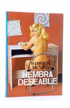 Cubierta de SEXY NOVELA 15. HEMBRA DESEABLE (Winston Mcneil) Producciones Editoriales 1978