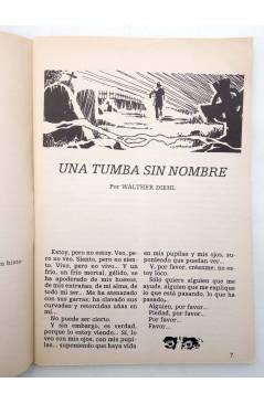 Muestra 3 de TERROR FANTASY 1. UNA TUMBA SIN NOMBRE Y OTROS RELATOS (W. Diehl) Ediprint 1982