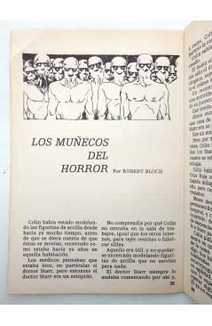 Muestra 4 de TERROR FANTASY 1. UNA TUMBA SIN NOMBRE Y OTROS RELATOS (W. Diehl) Ediprint 1982