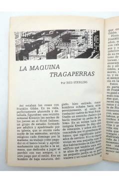 Muestra 5 de TERROR FANTASY 1. UNA TUMBA SIN NOMBRE Y OTROS RELATOS (W. Diehl) Ediprint 1982