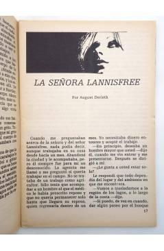 Muestra 3 de TERROR FANTASY 3. LOS ESCARABAJOS Y OTROS RELATOS (Robert Bloch) Ediprint 1982
