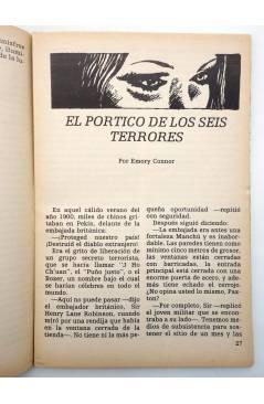Muestra 4 de TERROR FANTASY 3. LOS ESCARABAJOS Y OTROS RELATOS (Robert Bloch) Ediprint 1982