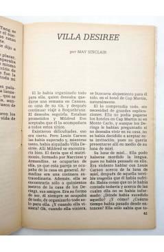 Muestra 5 de TERROR FANTASY 3. LOS ESCARABAJOS Y OTROS RELATOS (Robert Bloch) Ediprint 1982