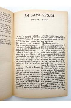 Muestra 6 de TERROR FANTASY 3. LOS ESCARABAJOS Y OTROS RELATOS (Robert Bloch) Ediprint 1982