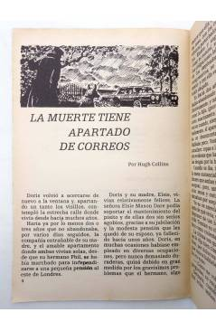 Muestra 2 de TERROR FANTASY 4. LA MUCHACHA DE MARTE Y OTROS RELATOS (W. Diehl) Ediprint 1982