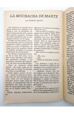 Muestra 4 de TERROR FANTASY 4. LA MUCHACHA DE MARTE Y OTROS RELATOS (W. Diehl) Ediprint 1982