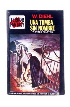 Muestra 1 de TERROR FANTASY 1 A 4. COLECCIÓN COMPLETA (Vvaa) Ediprint 1982