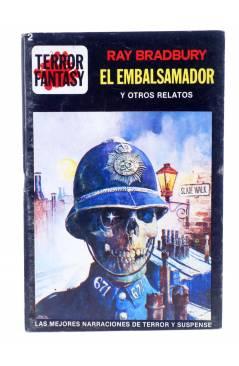 Muestra 2 de TERROR FANTASY 1 A 4. COLECCIÓN COMPLETA (Vvaa) Ediprint 1982