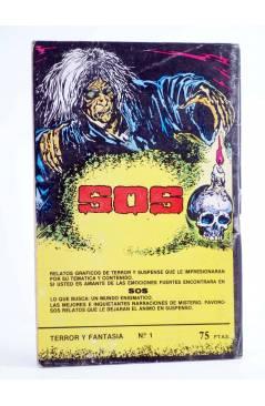 Muestra 5 de TERROR FANTASY 1 A 4. COLECCIÓN COMPLETA (Vvaa) Ediprint 1982