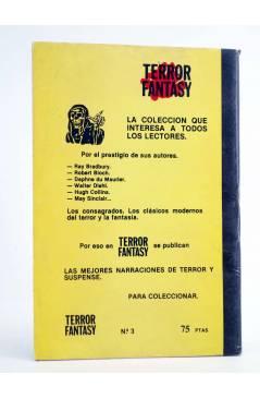 Muestra 6 de TERROR FANTASY 1 A 4. COLECCIÓN COMPLETA (Vvaa) Ediprint 1982