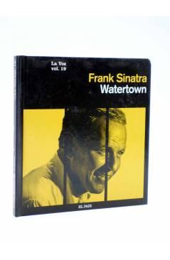 Cubierta de CD LIBRO FRANK SINATRA. LA VOZ 19. WATERTOWN (Frank Sinatra) El País 2008