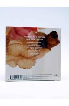 Contracubierta de CD LIBRO JOYAS DEL FLAMENCO 11. JEREZ DE LA MORENA (Fernando De La Morena) El País 2007
