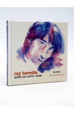 Cubierta de CD LIBRO JOYAS DEL FLAMENCO 19. QUIEN NO CORRE VUELA (Ray Heredia) El País 2007