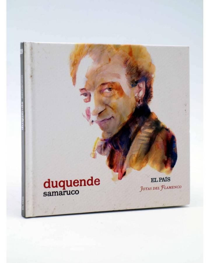 Cubierta de CD LIBRO JOYAS DEL FLAMENCO 29. SAMARUCO (Duquende) El País 2007