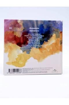 Contracubierta de CD LIBRO JOYAS DEL FLAMENCO 29. SAMARUCO (Duquende) El País 2007