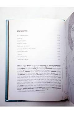 Muestra 2 de CD LIBRO PALABRAS HECHAS CANCIONES 8. EL SUR TAMBIÉN EXISTE (Joan Manuel Serrat) El País 2007
