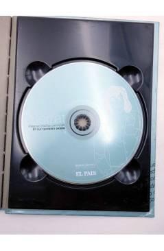 Muestra 3 de CD LIBRO PALABRAS HECHAS CANCIONES 8. EL SUR TAMBIÉN EXISTE (Joan Manuel Serrat) El País 2007