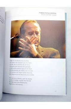Muestra 4 de CD LIBRO PALABRAS HECHAS CANCIONES 8. EL SUR TAMBIÉN EXISTE (Joan Manuel Serrat) El País 2007
