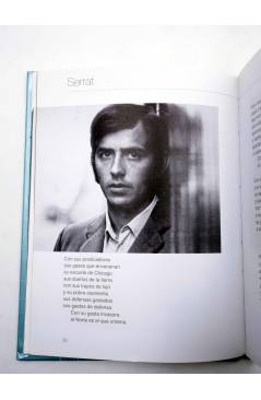 Muestra 5 de CD LIBRO PALABRAS HECHAS CANCIONES 8. EL SUR TAMBIÉN EXISTE (Joan Manuel Serrat) El País 2007