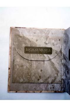 Muestra 5 de LA GRAN MUSICA PASO A PASO. BRAHMS. LIBRO + CD (Johannes Brahms) SAPE 2002