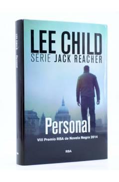Cubierta de PERSONAL. SERIE JACK REACHER 19 (Lee Child) RBA 2014
