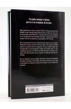 Contracubierta de PERSONAL. SERIE JACK REACHER 19 (Lee Child) RBA 2014