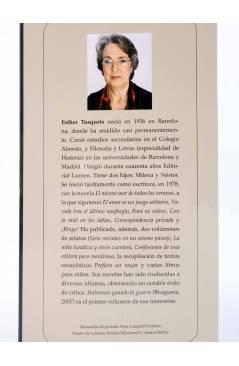Muestra 1 de CONFESIONES DE UNA VIEJA DAMA INDIGNA (Esther Tusquets) Bruguera 2009