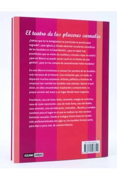Contracubierta de HISTORIA DE LOS BURDELES (Mónica García Massagué) Océano 2009