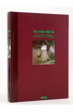 Cubierta de LA RUTA DEL TE (Catherine Bourzat / Laurence Mouton) Océano 2008