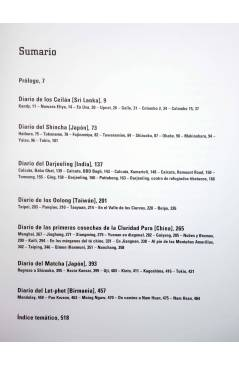 Muestra 1 de LA RUTA DEL TE (Catherine Bourzat / Laurence Mouton) Océano 2008
