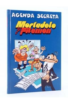 Cubierta de MORTADELO Y FILEMÓN. AGENDA SECRETA (Fco. Ibáñez) B 2002
