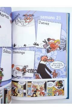 Muestra 2 de MORTADELO Y FILEMÓN. AGENDA SECRETA (Fco. Ibáñez) B 2002